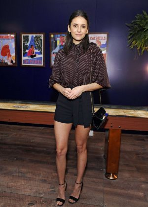 Nina Dobrev - Prime Video Blue Room at 2019 SXSW in Austin