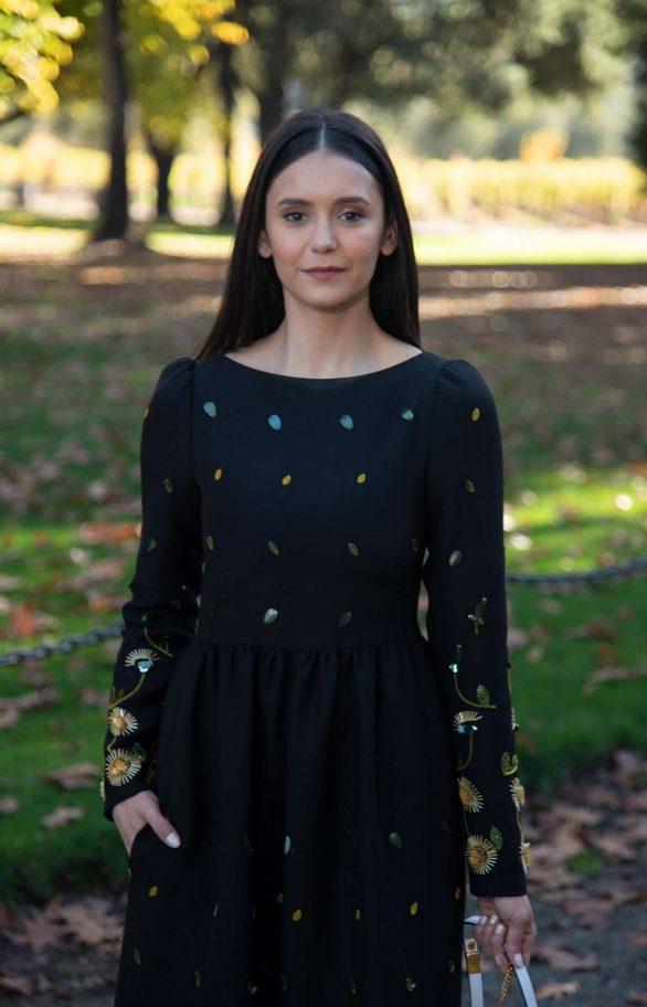Nina Dobrev - 'Run This Town' screening at 2019 Napa Valley Film Festival