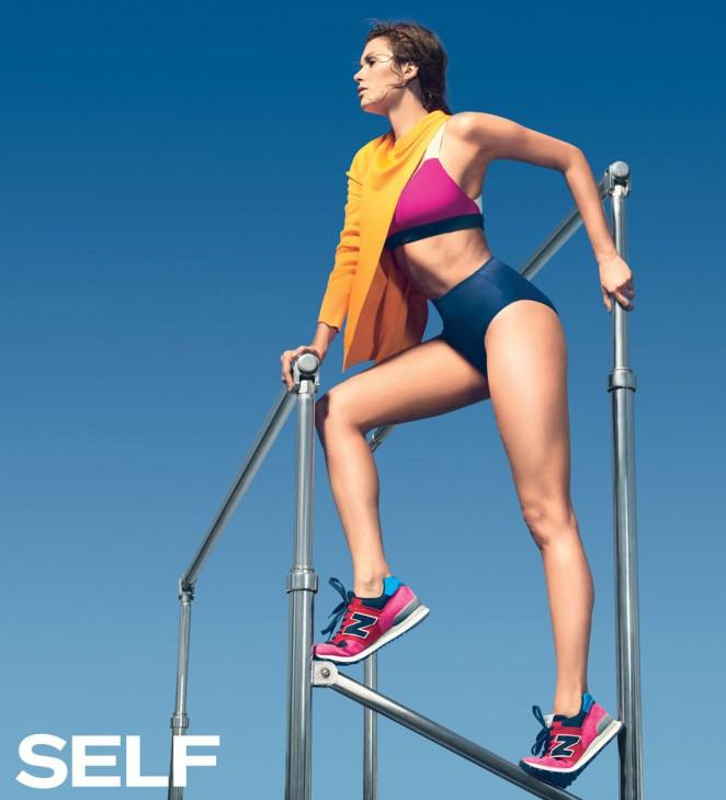 Nina Dobrev - Self Magazine (June 2015)