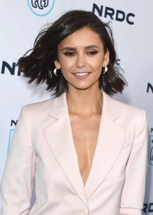 Nina Dobrev - 'STAND UP! for the Planet' in Los Angeles