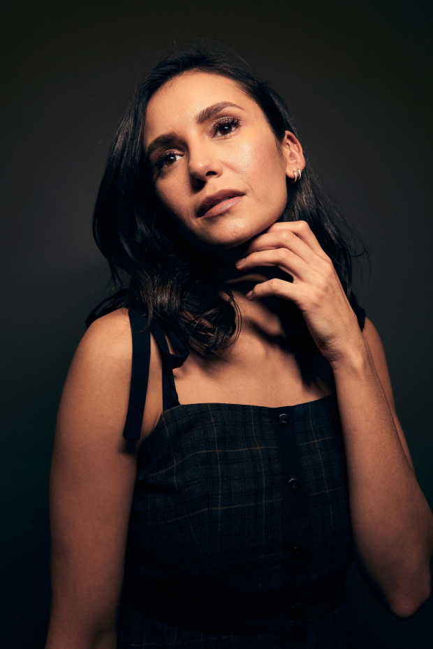 Nina Dobrev - SXSW Film Festival Portrait Studio 2019 by Robby Klein