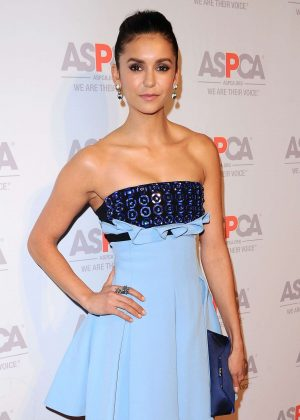 Nina Dobrev - The ASPCA'S Benefit Gala in Los Angeles