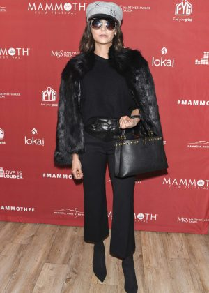 Nina Dobrev - The Inaugural Mammoth Film Festival in Mammoth Lakes