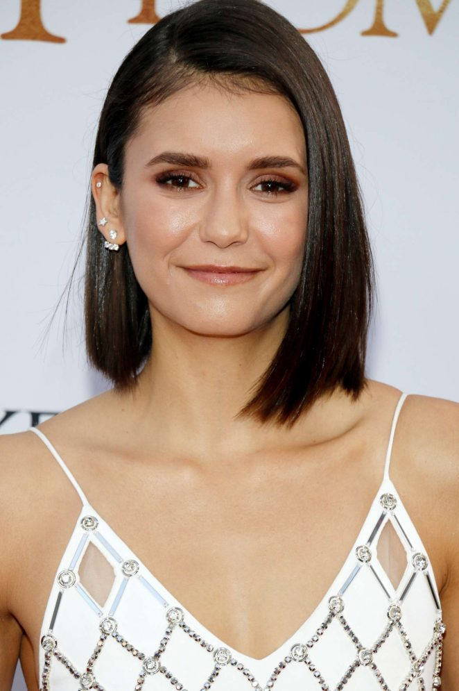 Nina Dobrev - 'The Promise' Premiere in Los Angeles