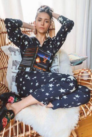 Nina Dobrev - Vogue Magazine (May 2020)