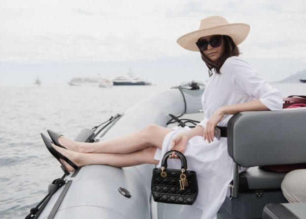 Nina Dobrev - W Magazine - Cannes Film Festival diary (May 2019)
