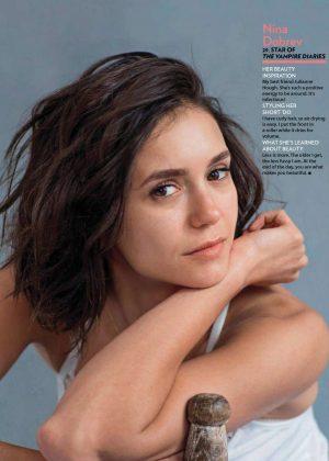 Nina Dobrev - Who Australia Most Beautiful Issue 2018