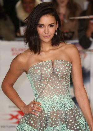 Nina Dobrev - 'xXx': Return of Xander Cage' Premiere in London