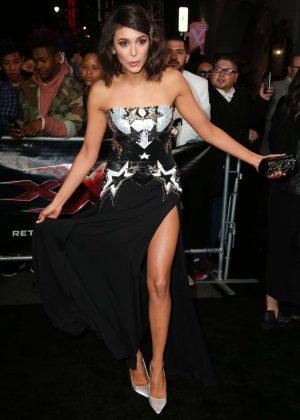 Nina Dobrev - 'xXx: Return of Xander Cage' Premiere in Los Angeles