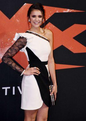 Nina Dobrev - 'XXX: The Return of Xander Cage' Premiere in Mexico City