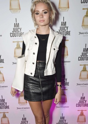 Nina Nesbitt - Juicy Couture 'I Am Juicy' Fragrance Launch in London