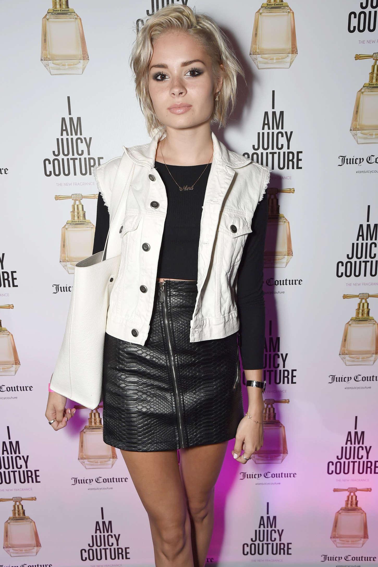 Nina Nesbitt - Juicy Couture 'I Am Juicy' Fragrance Launch in London