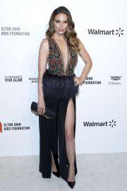 Nina Senicar - 2020 Elton John AIDS Foundation Oscar Viewing Party in LA