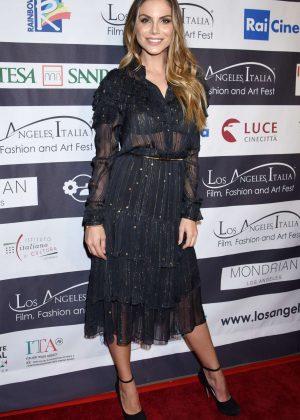 Nina Senicar - Los Angeles Italia Film Fashion and Art Festival 2018 in LA