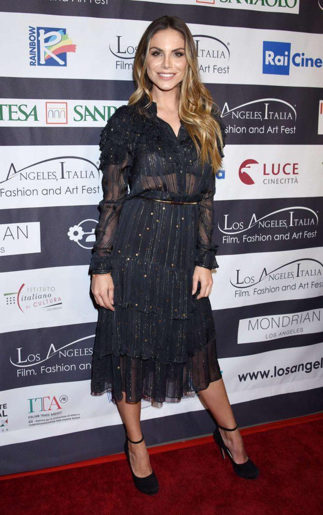 Nina Senicar – Los Angeles Italia Film Fashion and Art Festival 2018 in LA