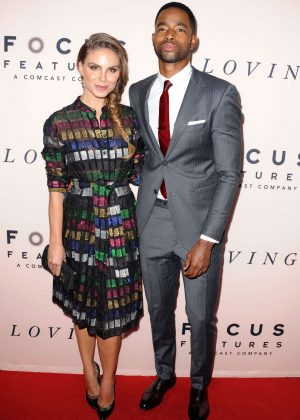 Nina Senicar - 'Loving' Premiere in Los Angeles