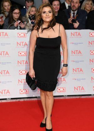Nina Wadia - National Television Awards 2018 in London