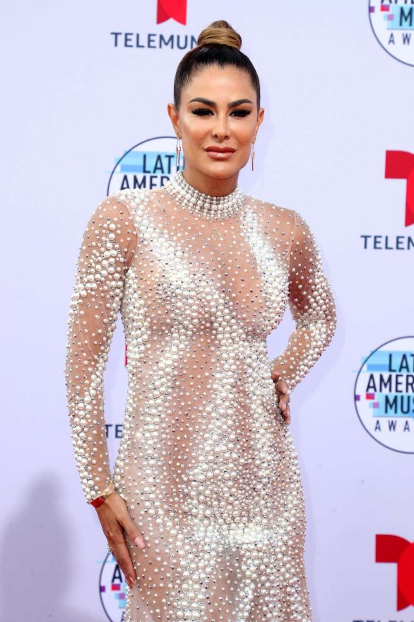 Ninel Conde - 2019 Latin American Music Awards in Hollywood