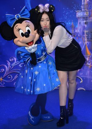 Noah Cyrus - Disneyland 25th Anniversary Celebration in Paris