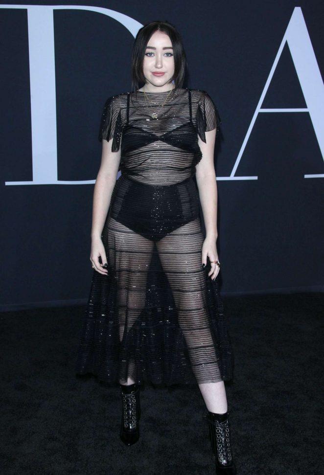 Noah Cyrus – 'Fifty Shades Darker' Premiere in Los Angeles