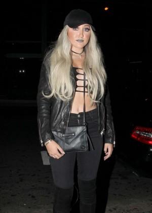 Noah Cyrus - Kylie's 18th Birthday in West Hollywood