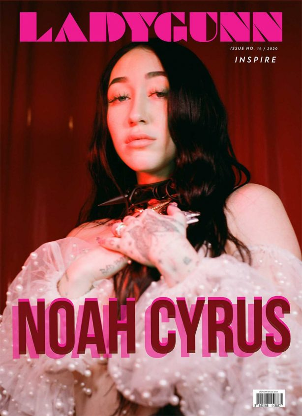 Noah Cyrus - Lady Gunn Issue NO.19 2020