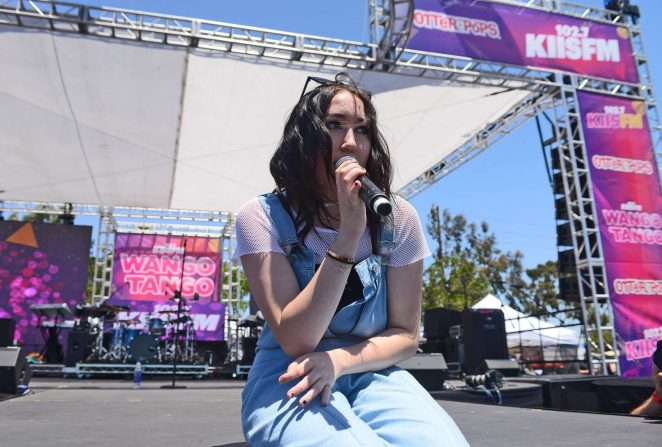 Noah Cyrus: Performs at 102 7 KIIS FM 2017 Wango Tango -14
