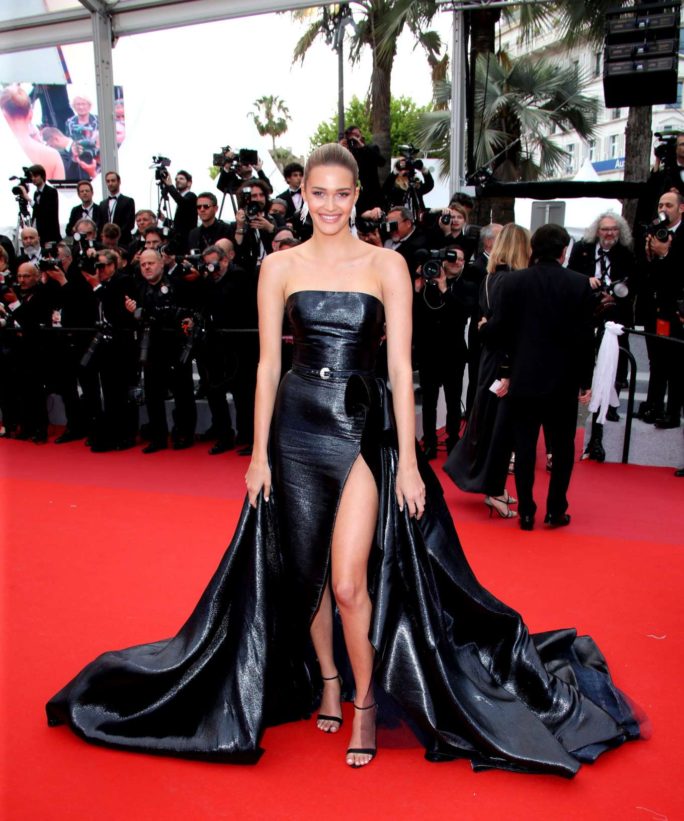 Noel Berry 2019 : Noel Berry: Oh Mercy! Premiere at 2019 Cannes Film Festival-04