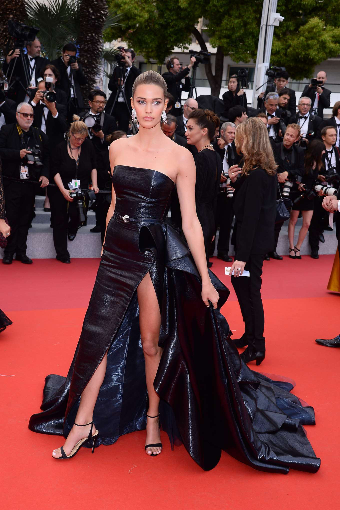 Noel Berry 2019 : Noel Berry: Oh Mercy! Premiere at 2019 Cannes Film Festival-09