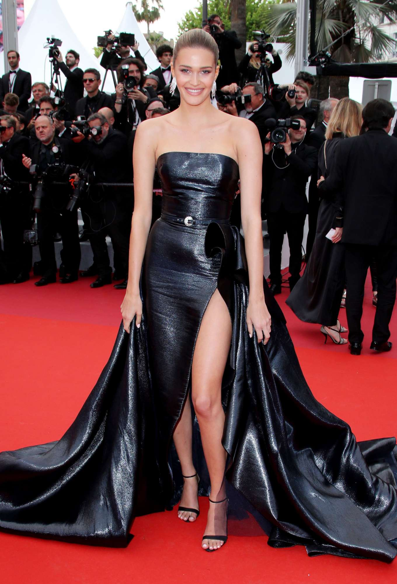 Noel Berry 2019 : Noel Berry: Oh Mercy! Premiere at 2019 Cannes Film Festival-14