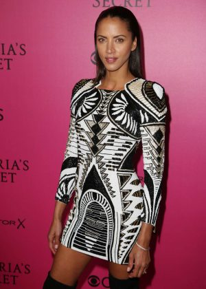 Noemie Lenoir - Victoria's Secret Fashion Show 2016 After Party in Paris