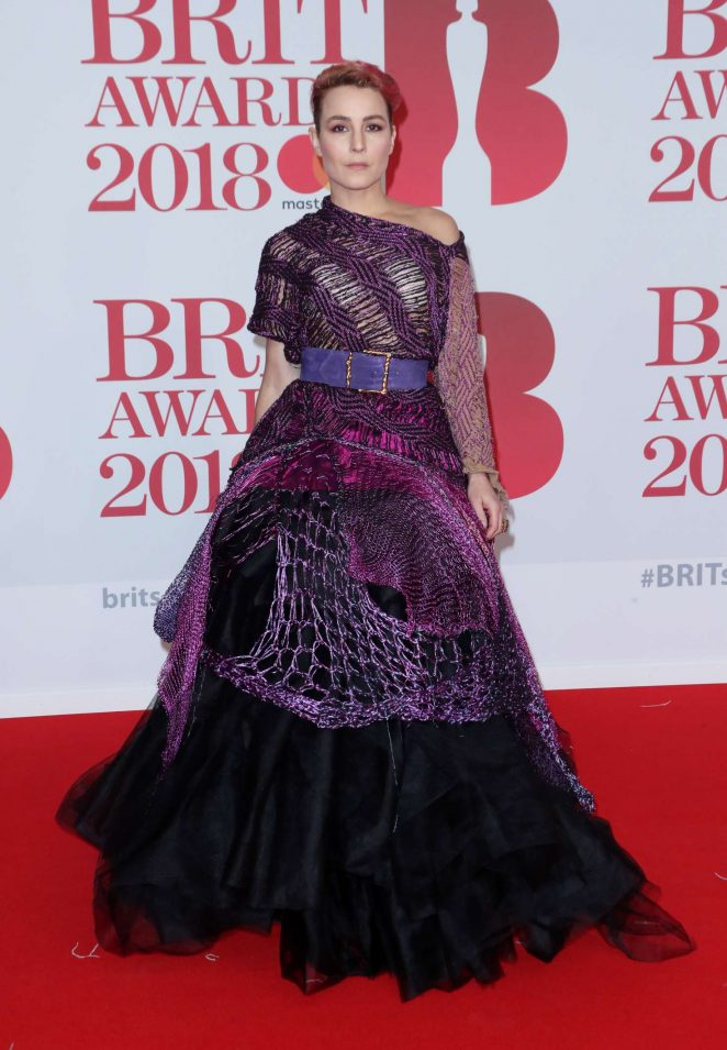 Noomi Rapace - 2018 Brit Awards in London