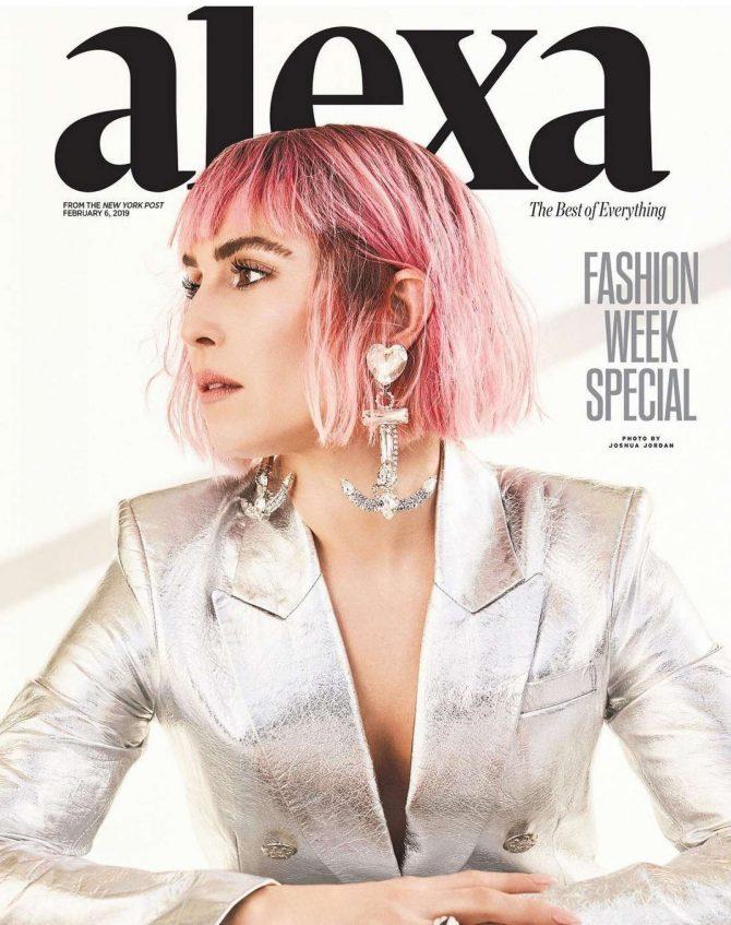 Noomi Rapace: Alexa New York Post 2019 -07