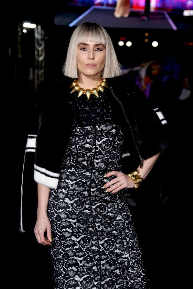 Noomi Rapace - 'Bright' Premiere in London