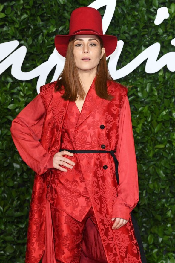 Noomi Rapace - Fashion Awards 2019 in London