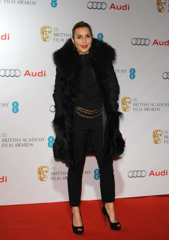 Noomi Rapace: EE British Academy Awards Nominees Party -02