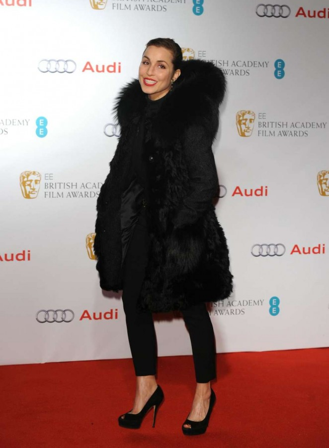 Noomi Rapace: EE British Academy Awards Nominees Party -04