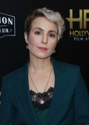 Noomi Rapace - Hollywood Film Awards 2017 in Los Angeles