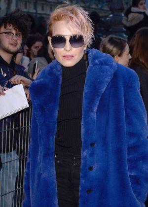 Noomi Rapace - Louis Vuitton Fashion Show 2018 in Paris