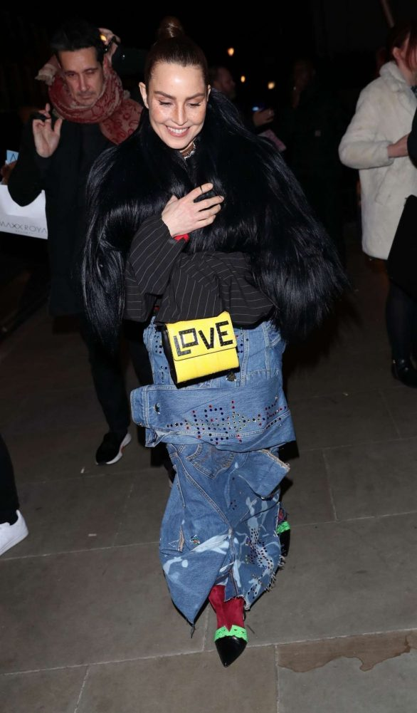 Noomi Rapace - Love Magazine Party in London