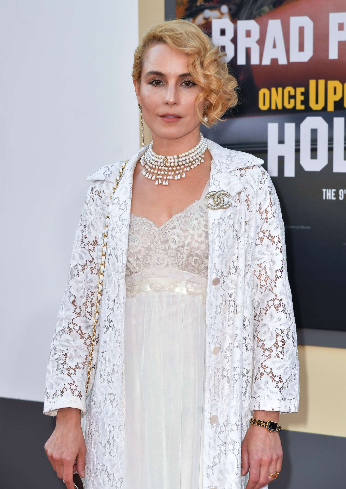 Noomi Rapace - 'Once Upon A Time in Hollywood' Premiere in Los Angeles