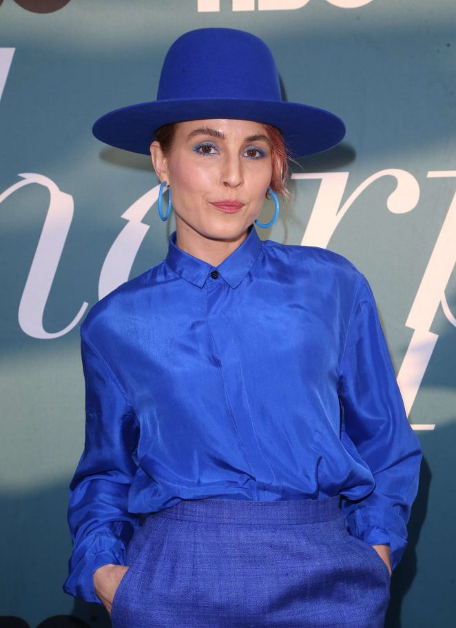 Noomi Rapace – 'Sharp Objects' Premiere in Los Angeles