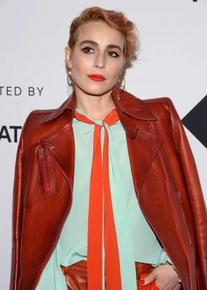 Noomi Rapace - 'Stockholm' Screening at 2018 Tribeca Film Festival in NY