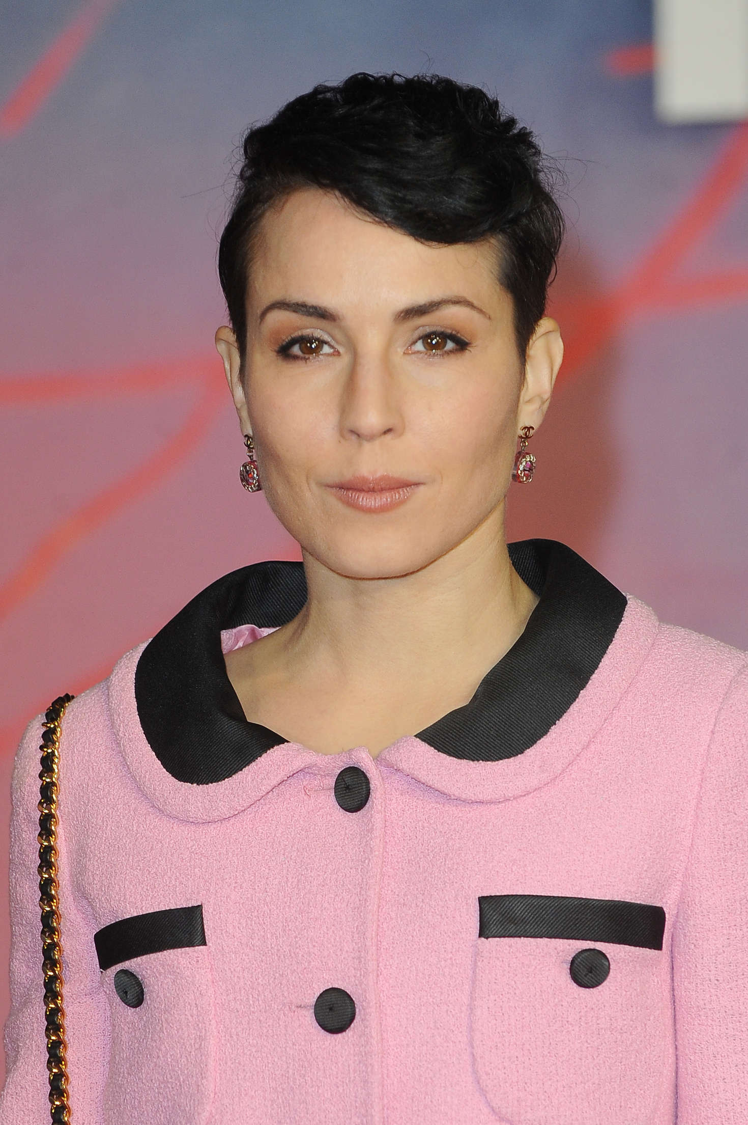 Noomi Rapace - 'The Revenant' Premiere in London