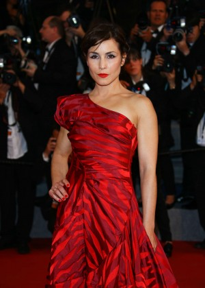 "Noomi Rapace - ""The Sea Of Trees"" Premiere in Cannes"