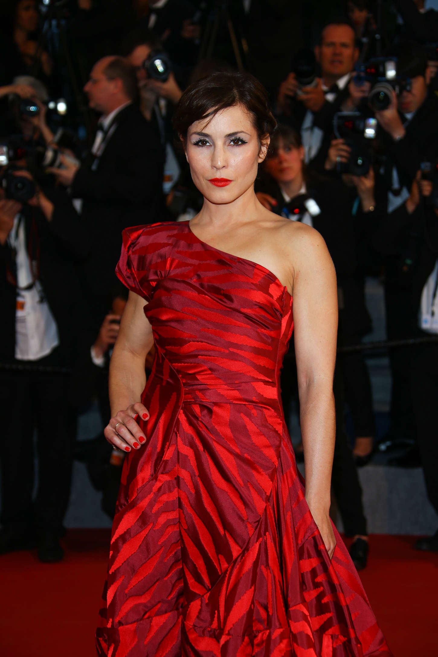 """Noomi Rapace - """"The Sea Of Trees"""" Premiere in Cannes"""