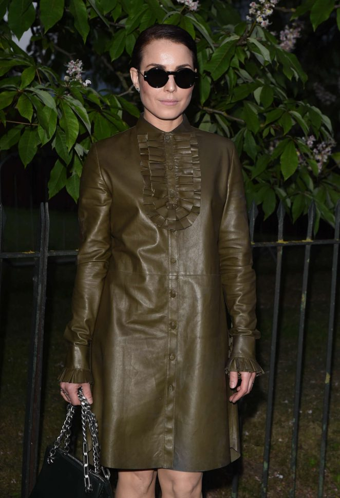 Noomi Rapace - The Serpentine Summer Party 2016 in London