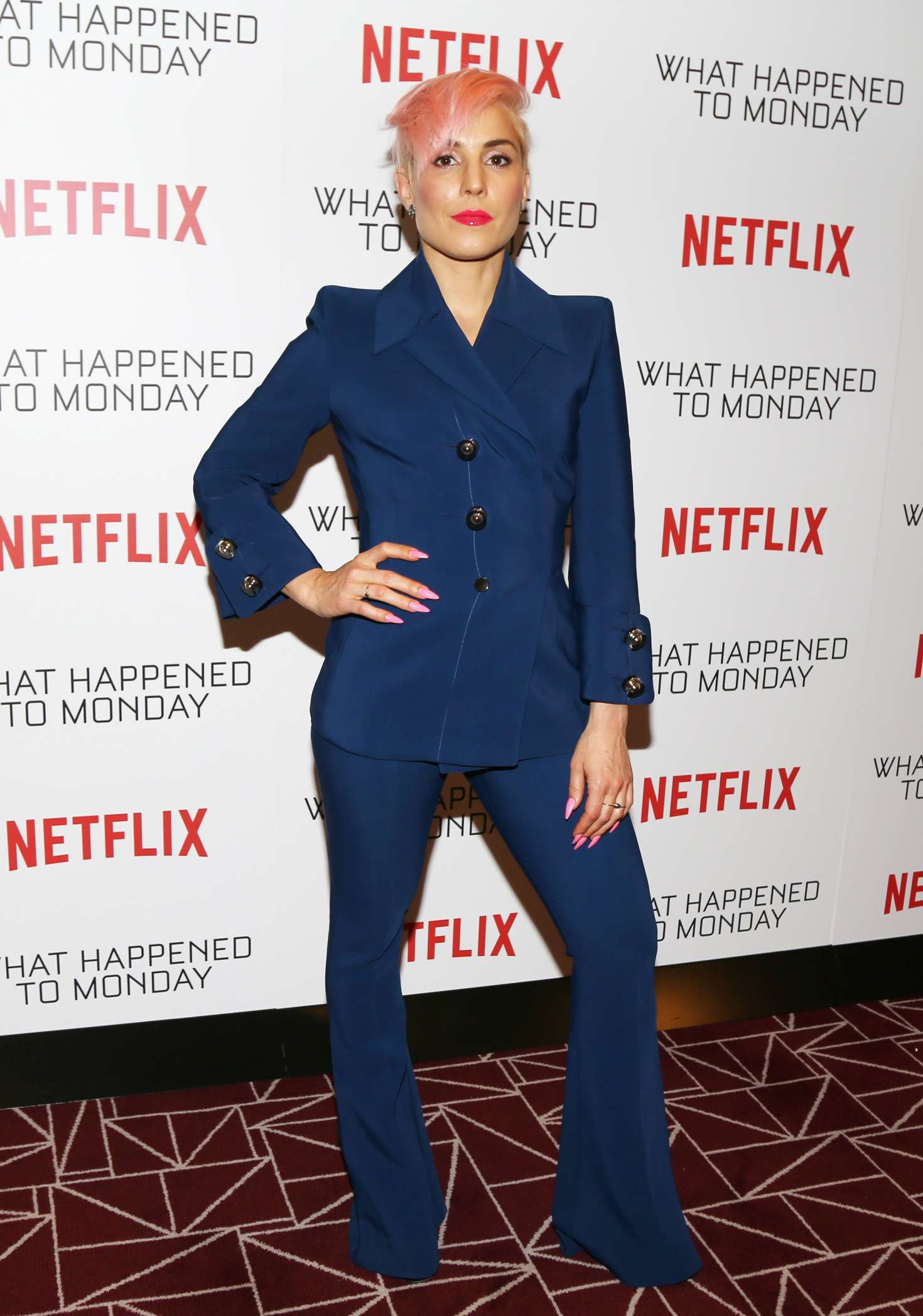 Noomi Rapace 2017 : Noomi Rapace: What Happened to Monday Screening -02
