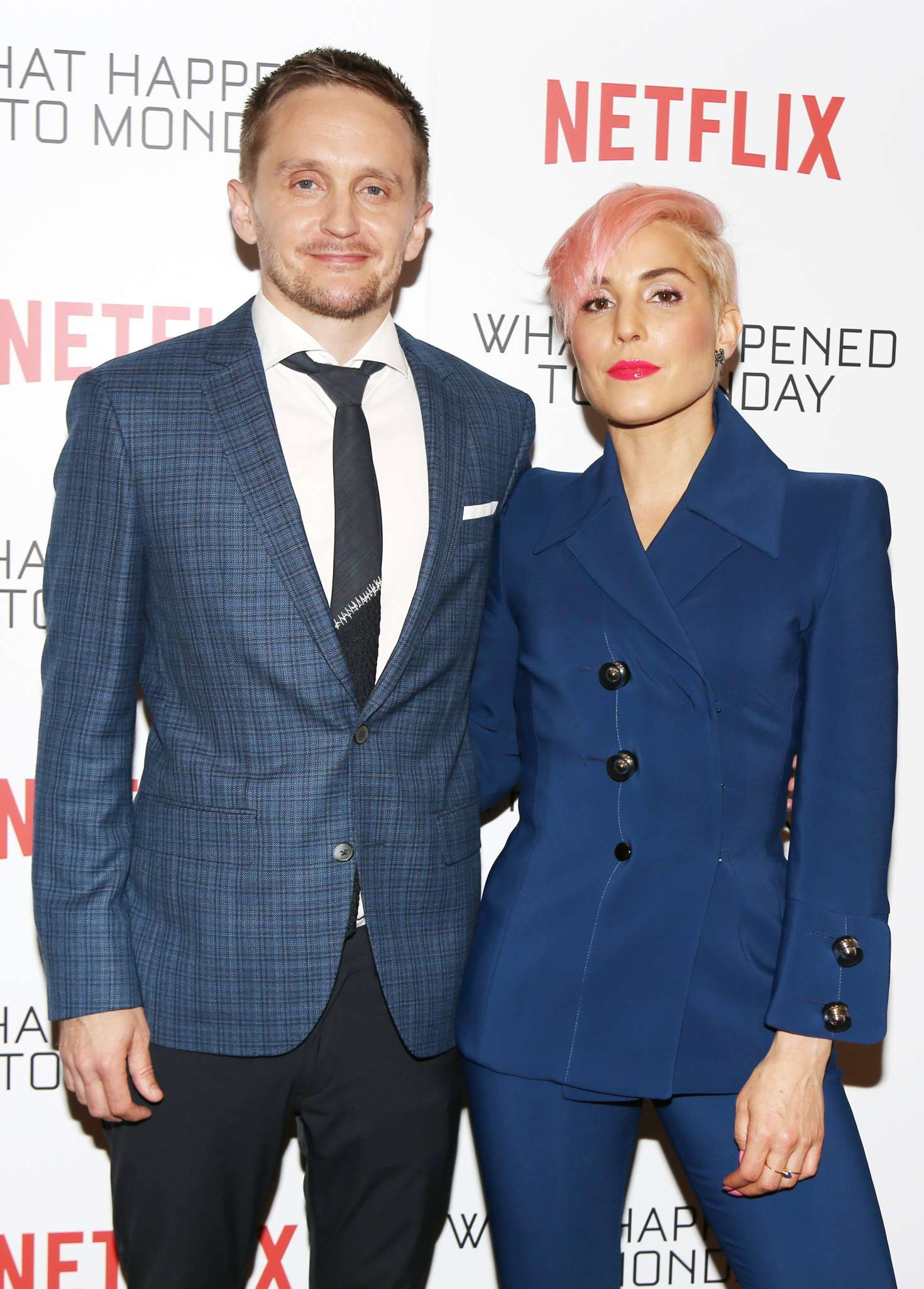 Noomi Rapace 2017 : Noomi Rapace: What Happened to Monday Screening -05