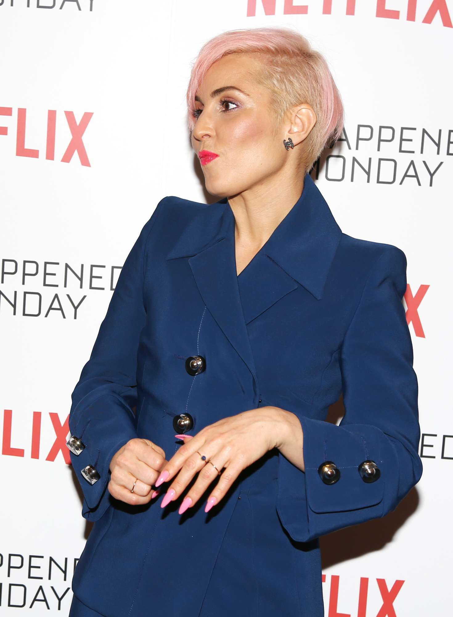 Noomi Rapace 2017 : Noomi Rapace: What Happened to Monday Screening -09